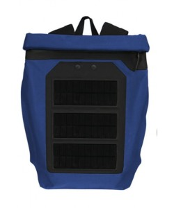 ROLL TOP BACKPACK 3 WATT