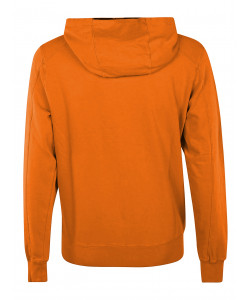 LIGHT FLEECE OPEN HOODIE