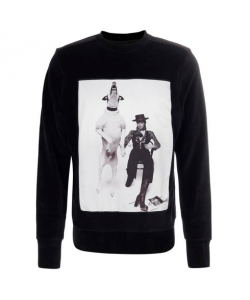 TERRY ONEILL-DIAMOND DOGS SWEATSHIRT